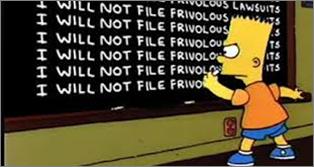 frivilous