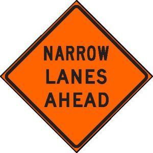 cw20_8_narrow_lanes_ahead